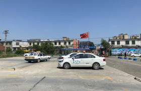 安顺驾校教学环境-训练场